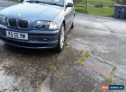 BMW 330d e46  2001 full mot good condition  auto 130.000 miles   12 mounth  mot for Sale