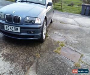 Classic BMW 330d e46  2001 full mot good condition  auto 130.000 miles   12 mounth  mot for Sale