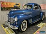 1941 Cadillac Series 61 2dr Sedanette for Sale