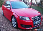 Audi S3 2008 Hatchback LOW Mileage!  for Sale