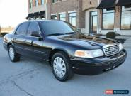2008 Ford Crown Victoria Police Interceptor for Sale