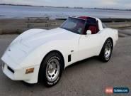 1981 Chevrolet Corvette STINGRAY for Sale