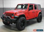 2018 Jeep Wrangler Rubicon for Sale
