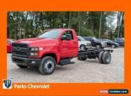2019 Chevrolet Silverado 6500HD for Sale