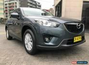 2012 Mazda CX-5 Maxx Sport (4x2) Grey Automatic 6sp A Wagon for Sale