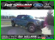 2019 Ford F-150 802a Raptor PERFORMANCE BLUE for Sale