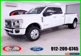 Classic 2020 Ford F-450 Platinum for Sale