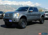 2012 Ford F-150 PLATINUM for Sale