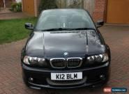 BMW E46 325 CONVERTIBLE for Sale