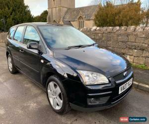 Classic 2007 FORD FOCUS 1.6TDCi STYLE ESTATE 72000 MILES WITH FULL SERVICE HISTORY  for Sale