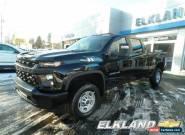 2020 Chevrolet Silverado 2500 Work Truck Crew Cab Diesel MSRP $55,200 for Sale