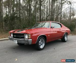 Classic 1971 Chevrolet Chevelle for Sale