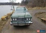 1973 Ford Galaxie for Sale