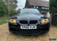 LOW MILEAGE 2011 BMW M3 e90 saloon 7400 miles FBMWSH FULL MOT  for Sale