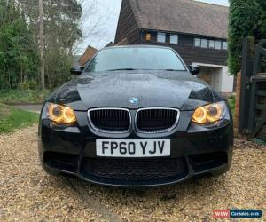 Classic LOW MILEAGE 2011 BMW M3 e90 saloon 7400 miles FBMWSH FULL MOT  for Sale