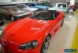 Classic 2005 Dodge Viper SRT10 for Sale