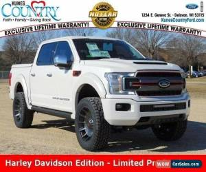 Classic 2019 Ford F-150 Harley Davidson Edition for Sale