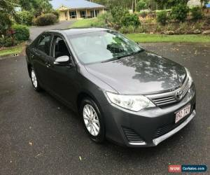 Classic 2013 Toyota Camry ASV50R Altise Graphite Grey Automatic 6sp A Sedan for Sale