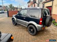 Suzuki Jimny tiVVT only 78000 miles with full history. 4x4, off road. Leather  for Sale