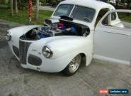 1941 Ford Deluxe two door for Sale