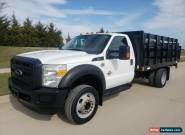 2013 Ford F-550 Super Duty for Sale