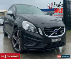 Classic 2012 Volvo S60 T5 R-Design Sedan 4dr PwrShift 6sp 2.0T Automatic A Sedan for Sale