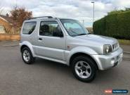 SUZUKI JIMNY JLX 2005 SPARES OR REPAIR/S STARTS & DRIVES NOT SALVAGE BARN FIND  for Sale
