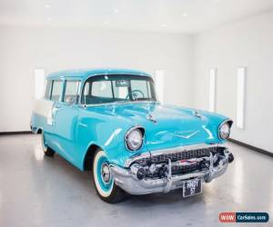 Classic 1957 Chevrolet One-Fifty 2 Door Handyman Wagon for Sale
