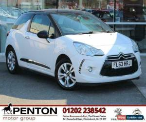 Classic 2013 Citroen DS3 1.6 e-HDi Airdream DStyle 3dr for Sale