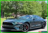 Classic 2019 Ford Mustang Fastback BULLITT for Sale