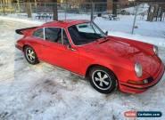 1969 Porsche 911 911E for Sale