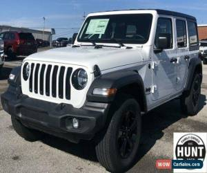 Classic 2020 Jeep Wrangler Sport Altitude for Sale