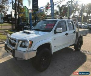 Classic 2009 Holden Colorado RC LX White Manual M Utility for Sale