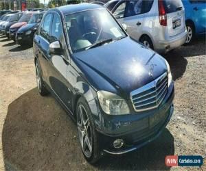 Classic 2008 Mercedes-Benz C200 W204 Kompressor Classic Blue Automatic 5sp A Sedan for Sale