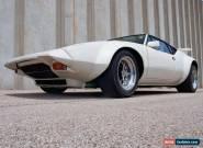 1973 De Tomaso Pantera Pantera Coupe for Sale