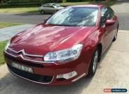 Citroen C5 2.0 HDI Comfort (2008) 4D Sedan Automatic (2L - Diesel Turbo... for Sale