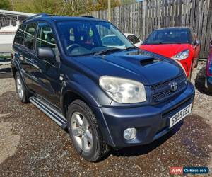 Classic 2005 TOYOTA RAV4 SUV 2.0 D-4D XT-R 4WD 5DR NON RUNNER / SPARES OR REPAIR for Sale