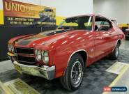 1970 Chevrolet Chevelle SS 396 for Sale