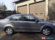 2009 Chevrolet Aveo for Sale