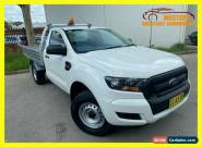 2016 Ford Ranger PX MkII XL Hi-Rider Cab Chassis Single Cab 2dr Spts Auto 6sp A for Sale