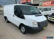 2012 Ford Transit VM 330 White Manual M Van for Sale