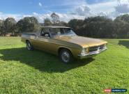 Hq Holden 308 4 speed manual ute for Sale