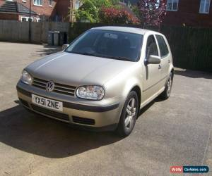 Classic 2001 VW Golf - Spares or Repair for Sale