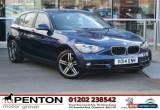 Classic 2014 BMW 1 Series 2.0 118d Sport Sports Hatch (s/s) 5dr for Sale
