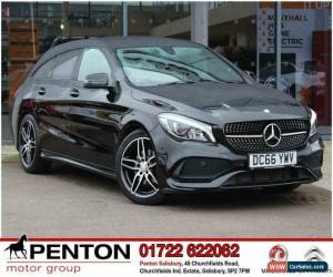 Classic 2017 Mercedes-Benz CLA Class 2.1 CLA200d AMG Line Shooting Brake (s/s) 5dr for Sale