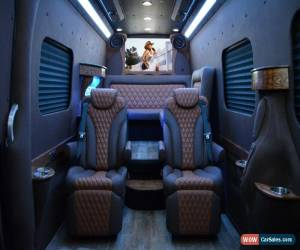 Classic 2020 Mercedes-Benz Sprinter Executive Limo for Sale