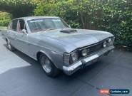 Ford Fairmont 1969 XW for Sale