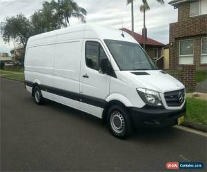 Classic 2015 Mercedes-Benz Sprinter NCV3 316CDI White Automatic A Van for Sale