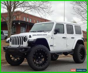 Classic 2020 Jeep Wrangler Unlimited Rubicon 4x4 for Sale