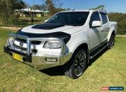2015 Holden Colorado White Automatic A Utility for Sale